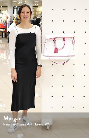 Large 5AC Color Change UV Leather Handbag, sales video thumbnail