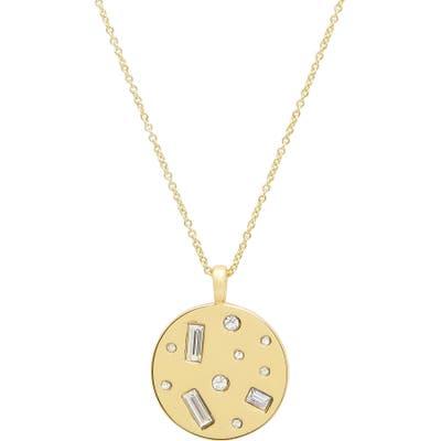 Gorjana Desi Coin Pendant Necklace