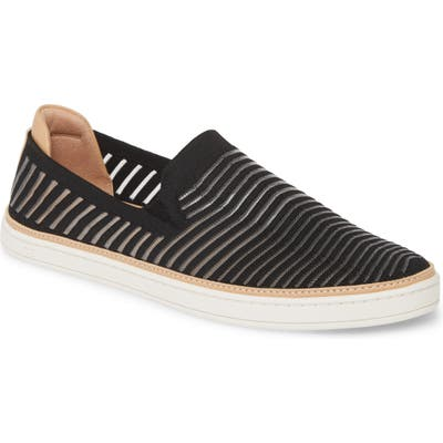 UGG Sammy Breeze Slip-On Sneaker, Black