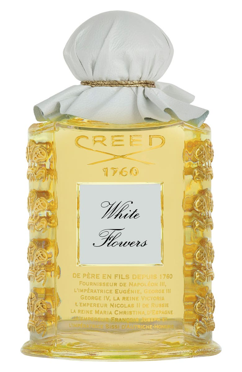 CREED Les Royales Exclusives White Flowers Fragrance, Main, color, NO COLOR