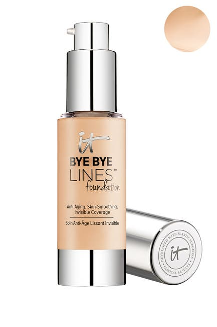 Image of IT Cosmetics Bye Bye Lines Foundation - Light