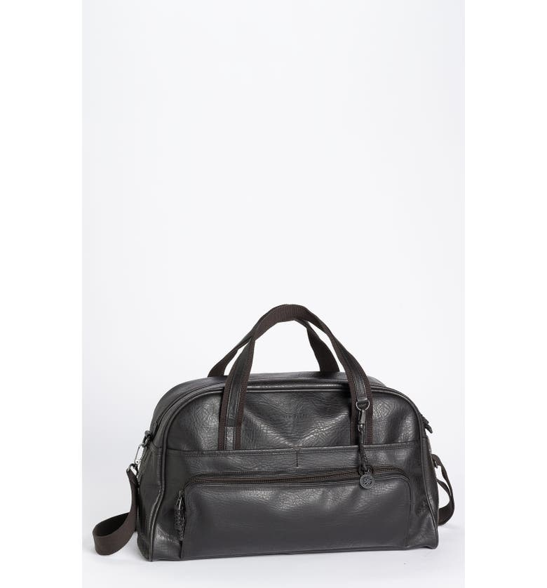 TED BAKER LONDON 'Hold All' Washed Duffel Bag, Main, color, 211