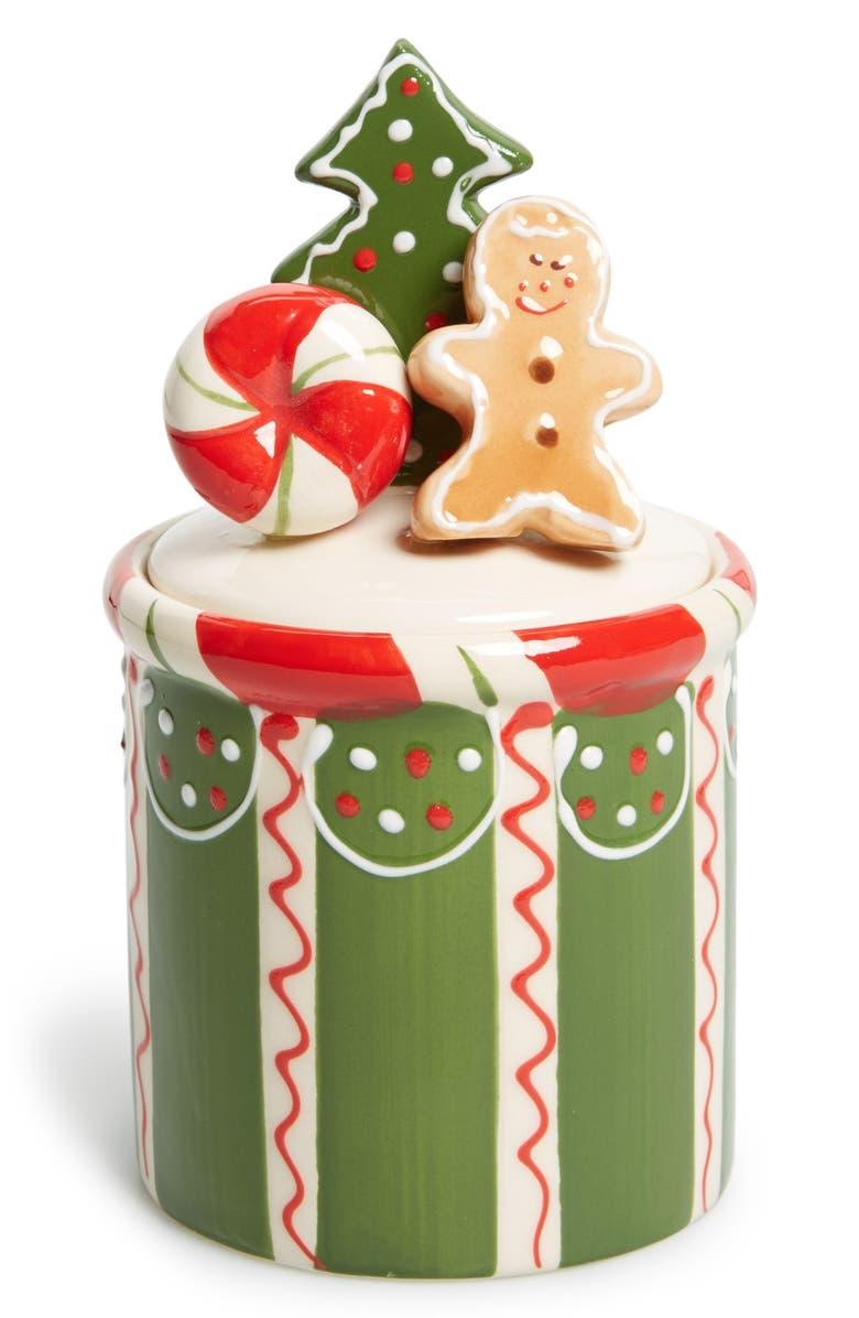 K K Interiors Christmas Cookie Jar Nordstrom