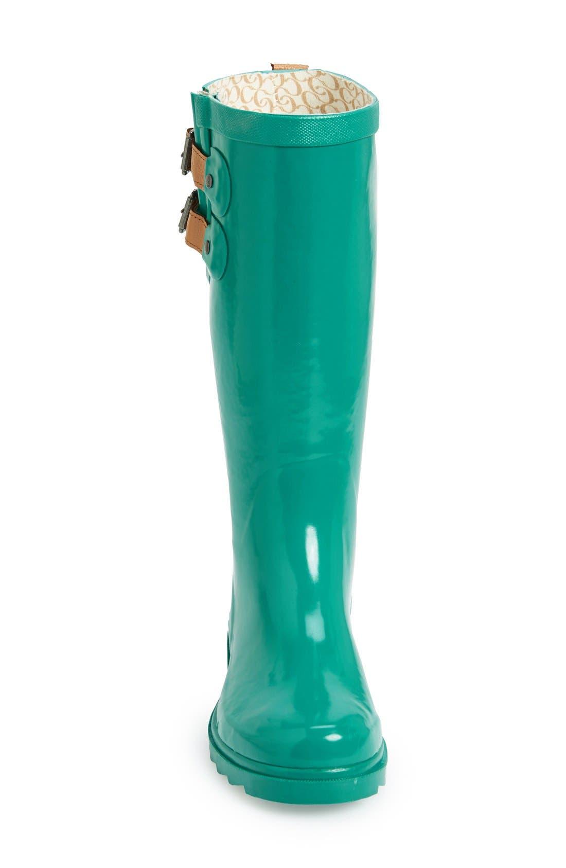 ,                             'Top Solid' Rain Boot,                             Alternate thumbnail 44, color,                             316