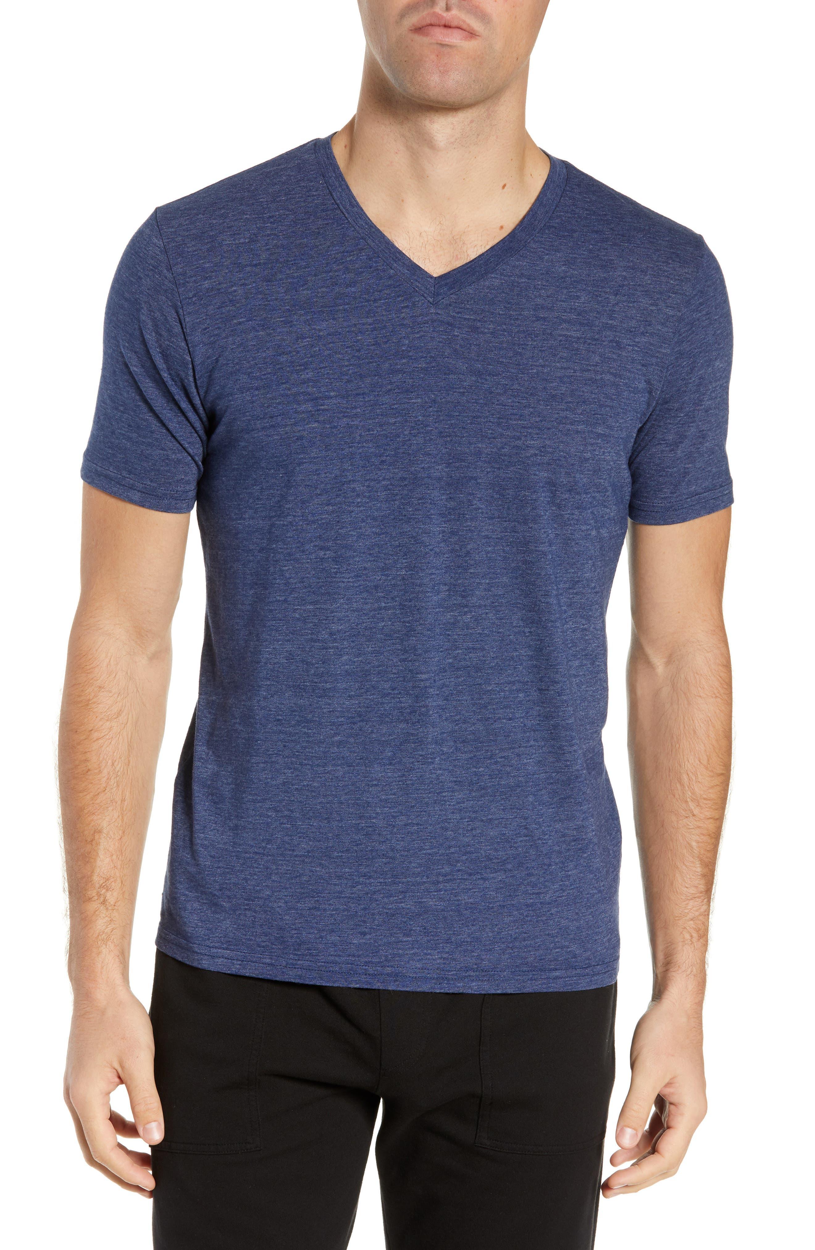 Classic Triblend V-Neck T-Shirt
