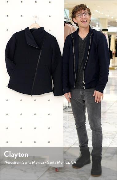 Heat Flex Asymmetrical Zip Jacket, sales video thumbnail