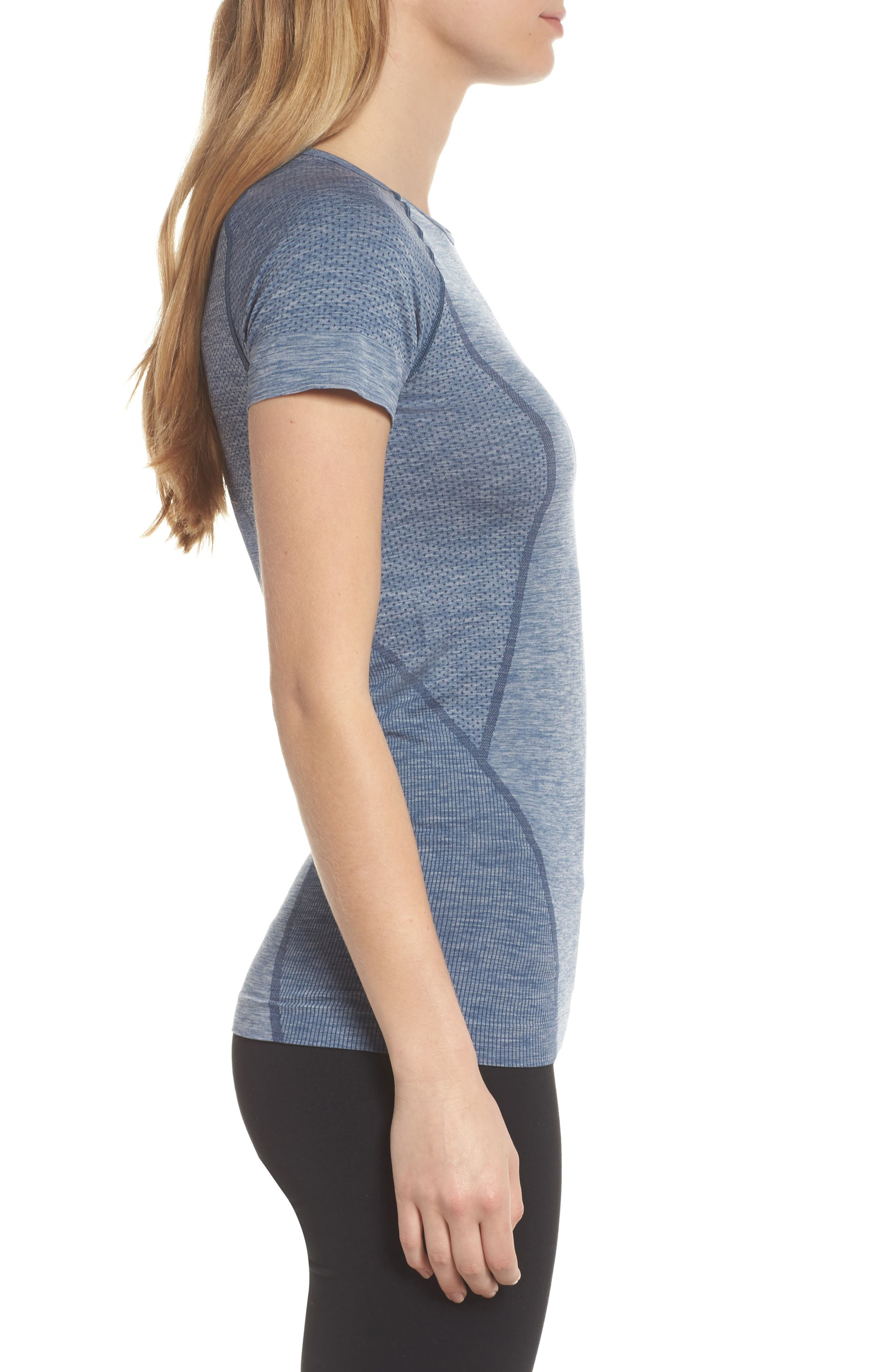 ,                             Stand Out Seamless Training Tee,                             Alternate thumbnail 10, color,                             401