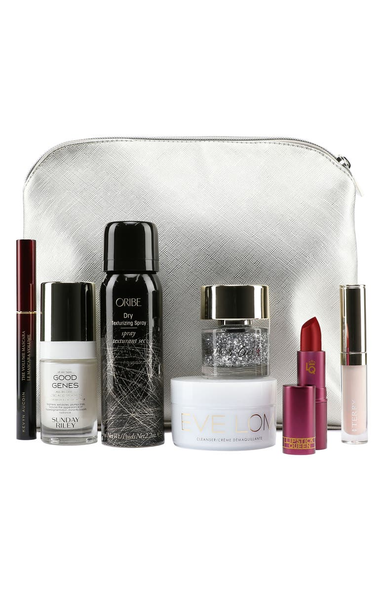 SPACE.NK.APOTHECARY Skin Care & Makeup Heroes Silver Edition Collection, Main, color, 000