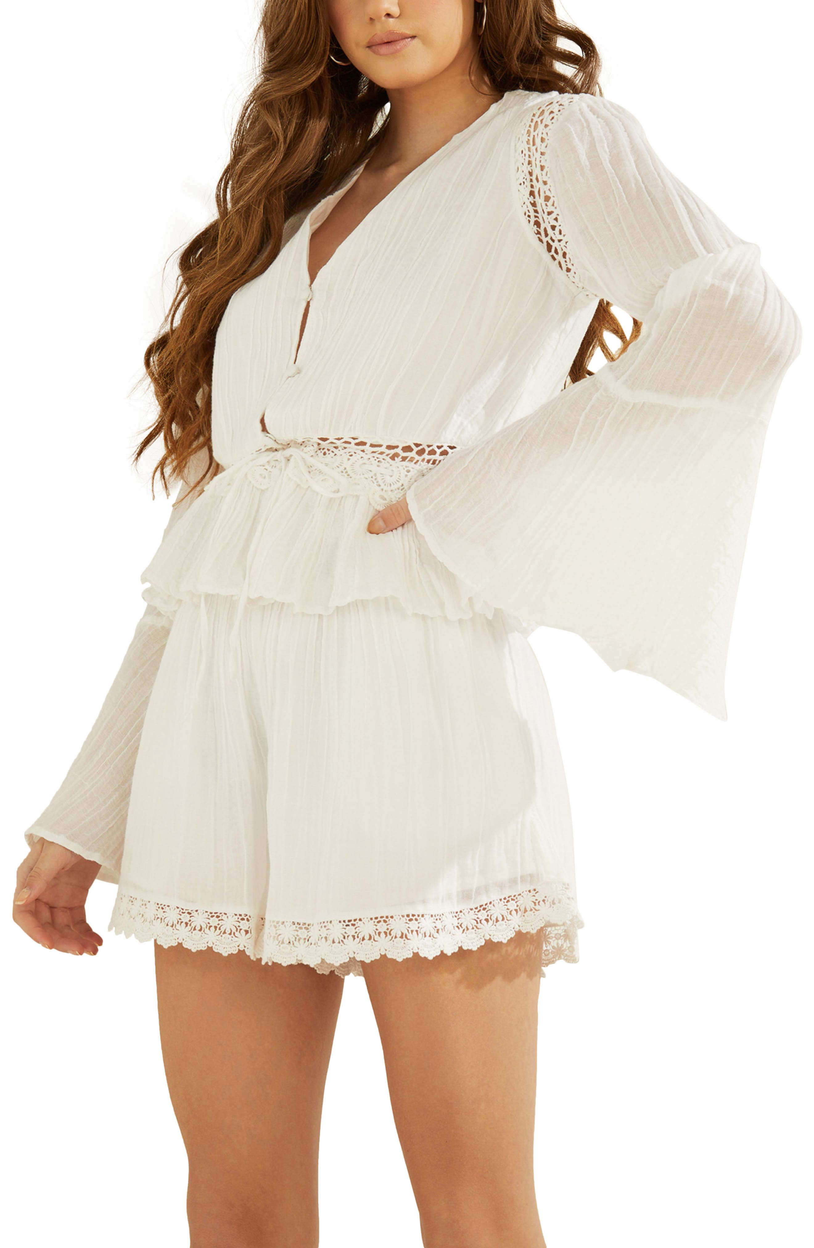 Remi Bell Sleeve Top