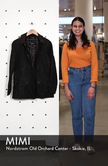 Beadnell Waxed Cotton Jacket, sales video thumbnail