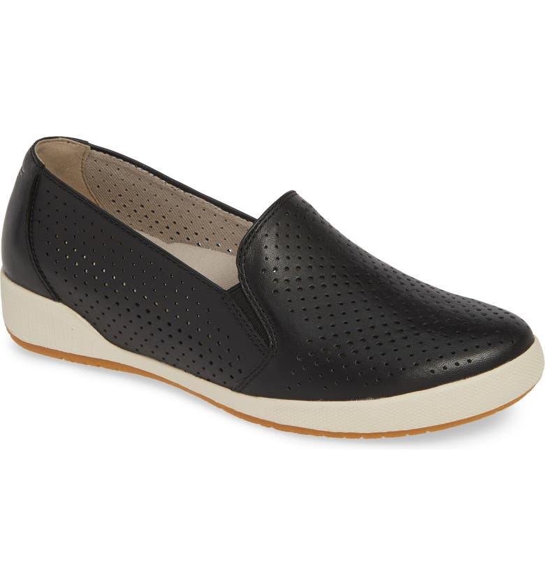 DANSKO Odina Sneaker, Main, color, 001