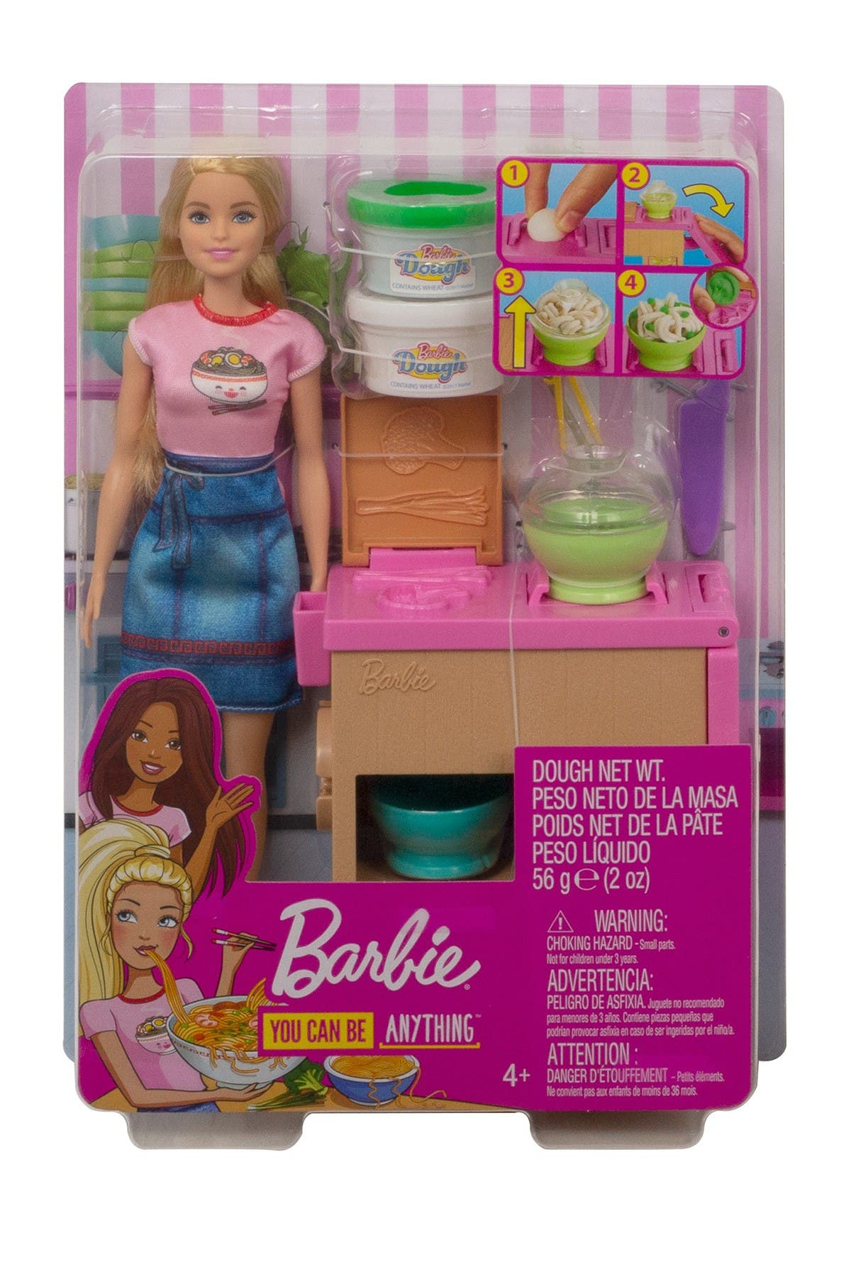 Image of Mattel Barbie® Noodle Bar Playset