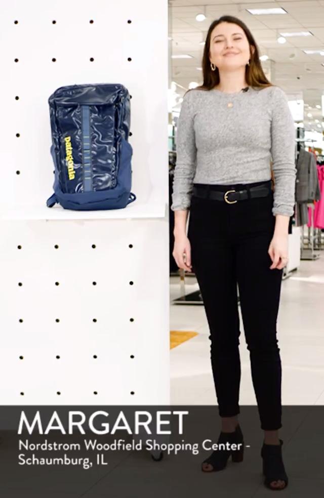Black Hole 25 Liter Backpack, sales video thumbnail