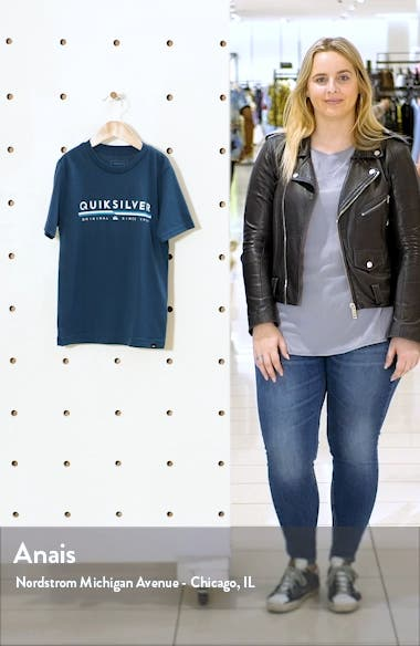 Quicksilver Retrolines Graphic Tee, sales video thumbnail