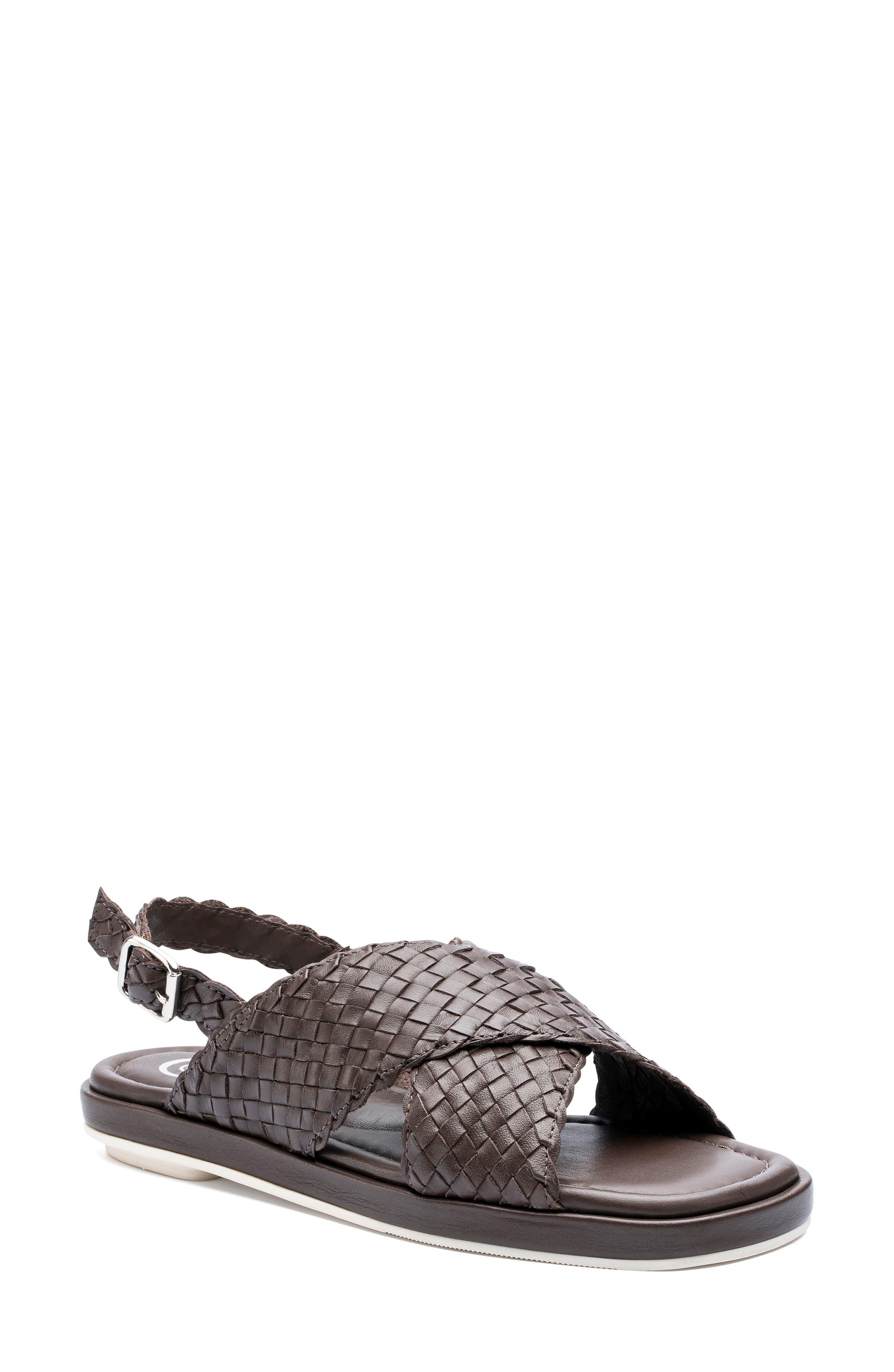 Criss Slingback Sandal