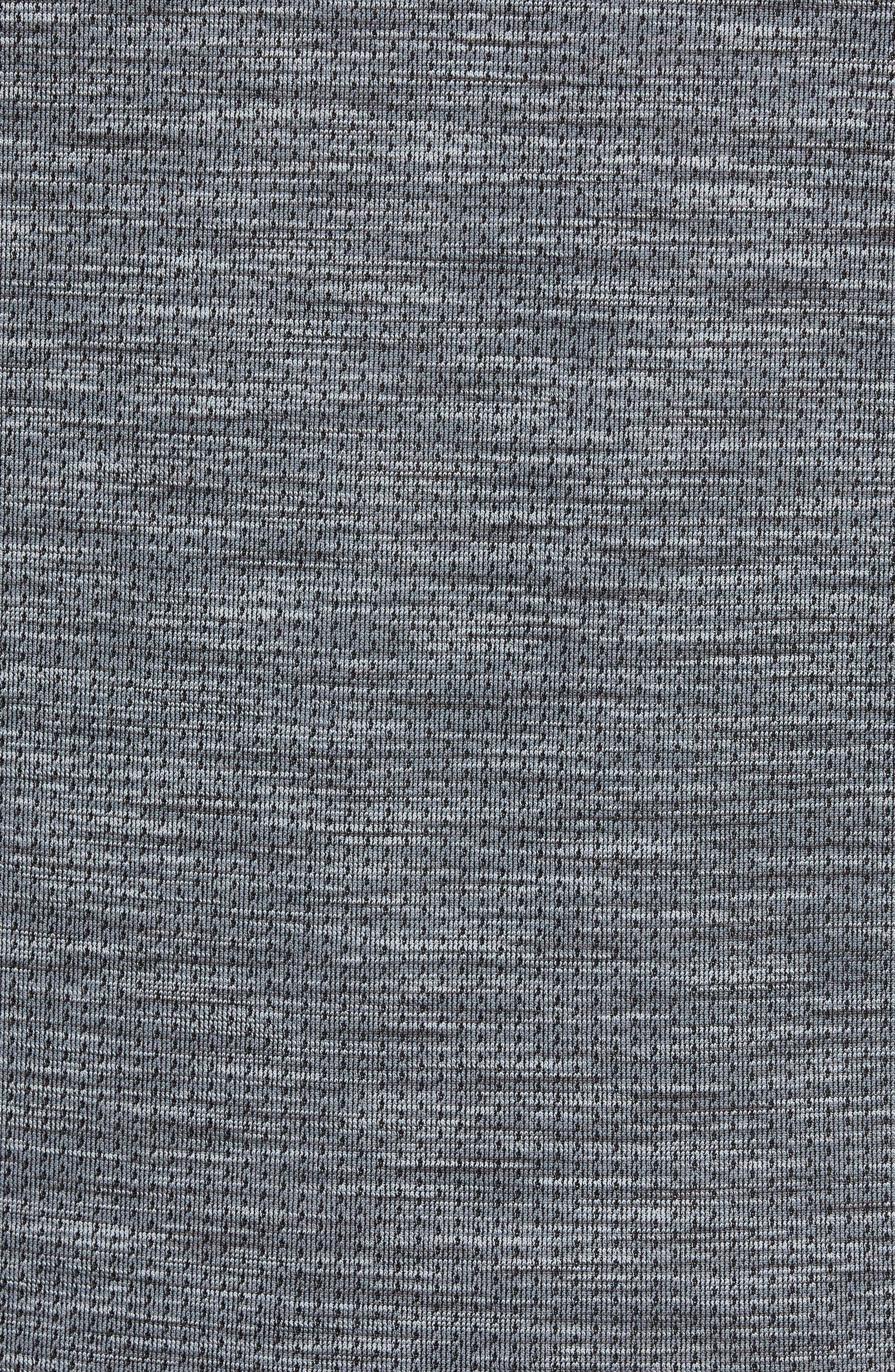 ,                             Siphon Regular Fit Half-Zip Pullover,                             Alternate thumbnail 5, color,                             STEEL