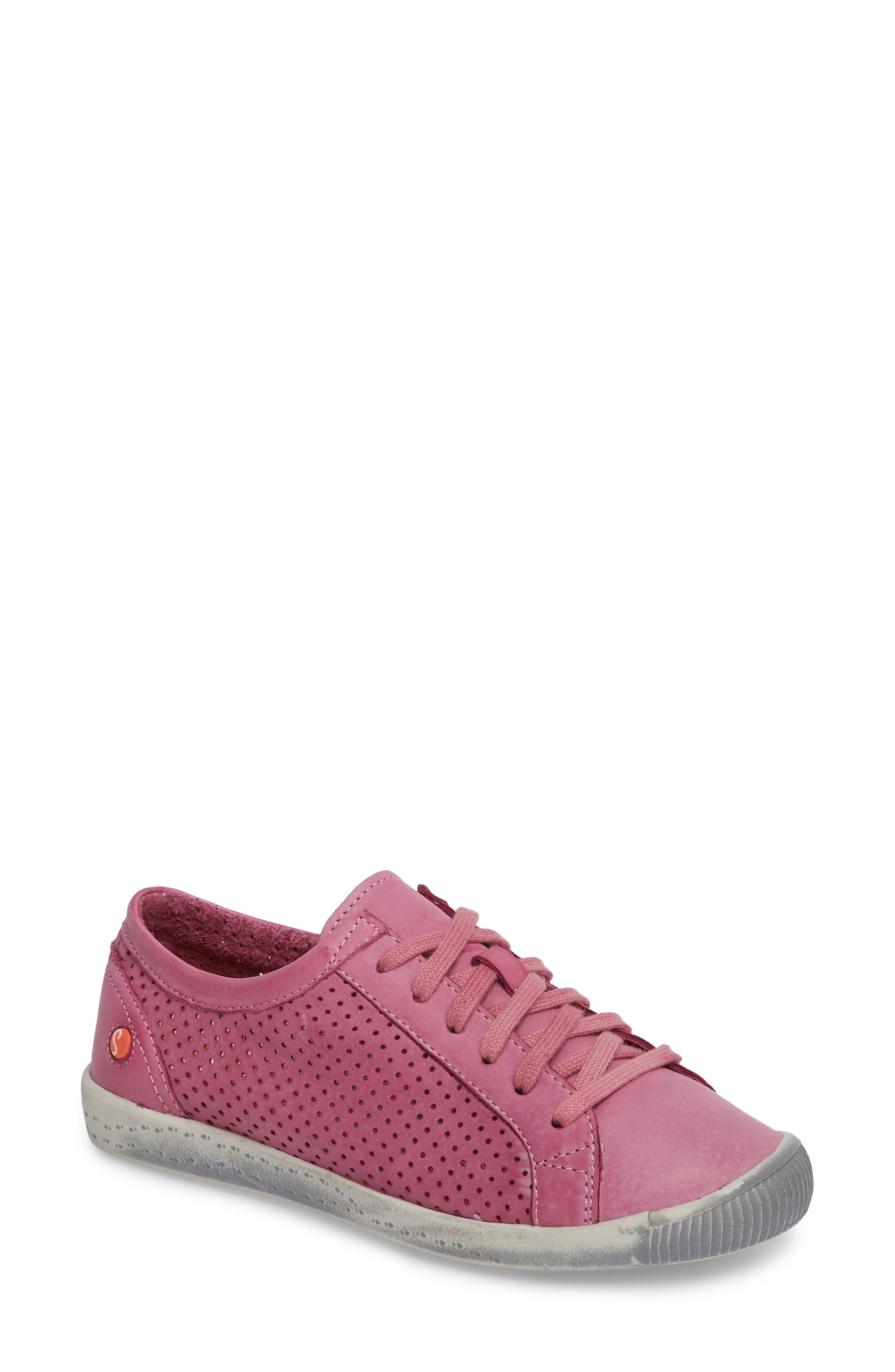 Softinos By Fly London Ica Sneaker - Pink