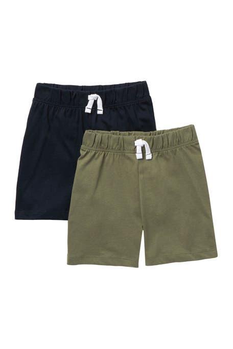 Joe Fresh - Solid Shorts - Pack of 2