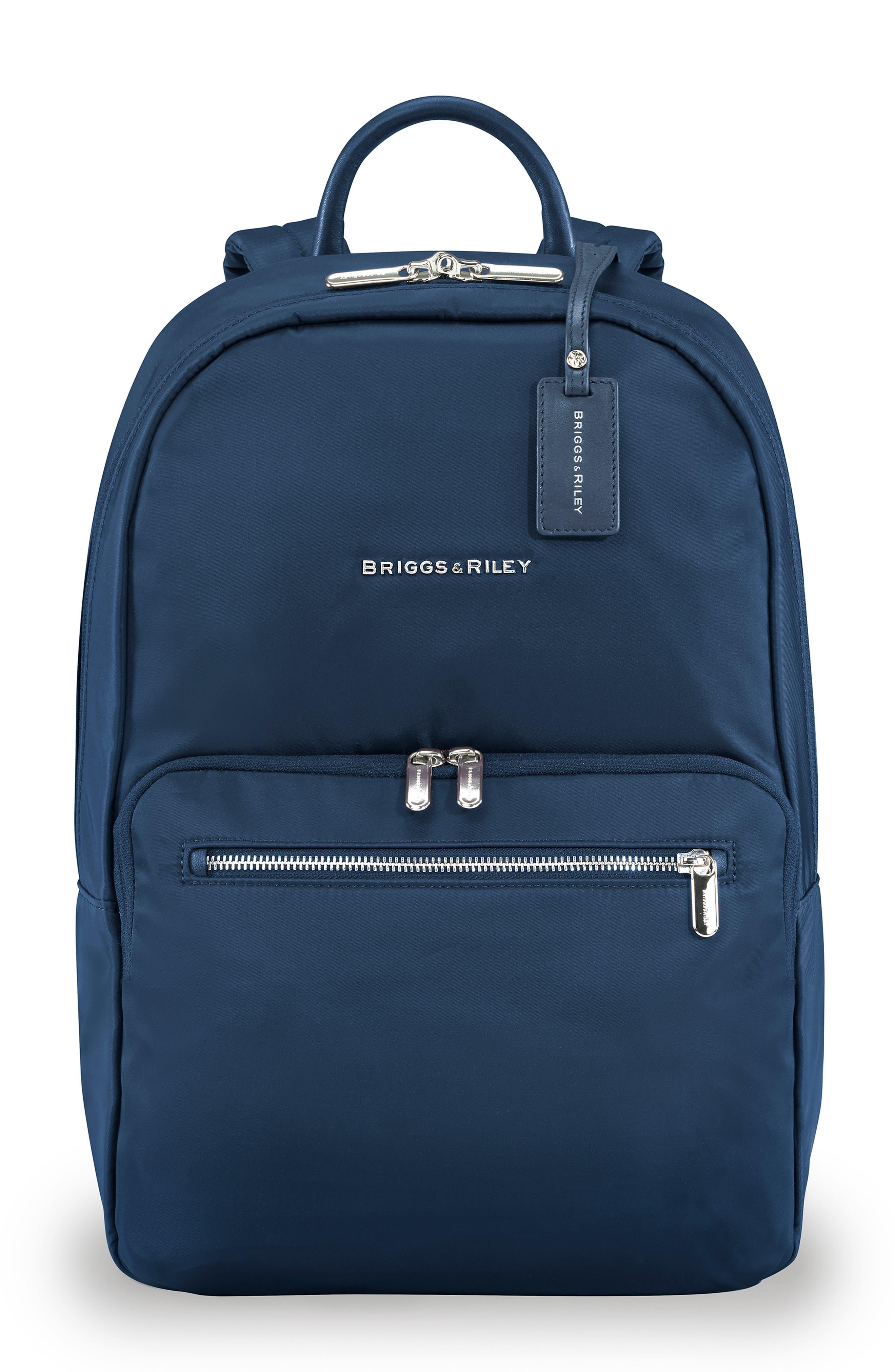 Rhapsody Essential Water Resistant Nylon Backpack