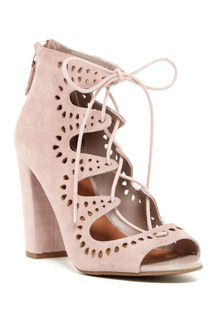 Image of 14th & Union Cecily Laser Cut Sandal - Wide Width Available