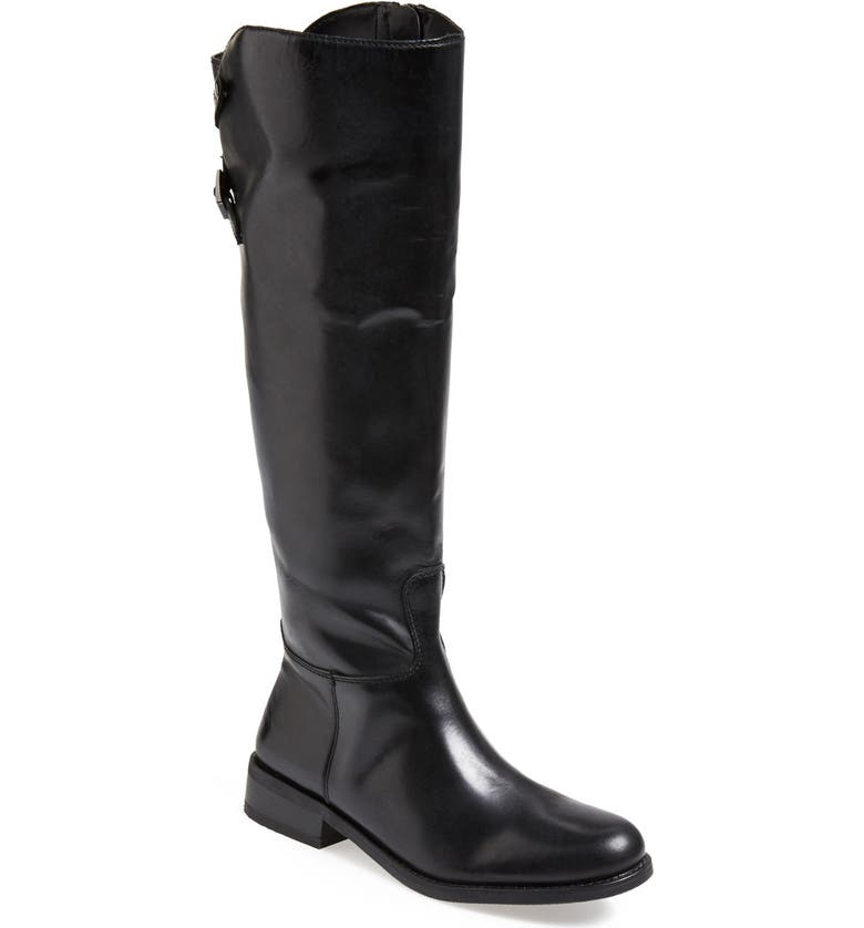 VINCE CAMUTO 'Kadia' Riding Boot, Main, color, 001