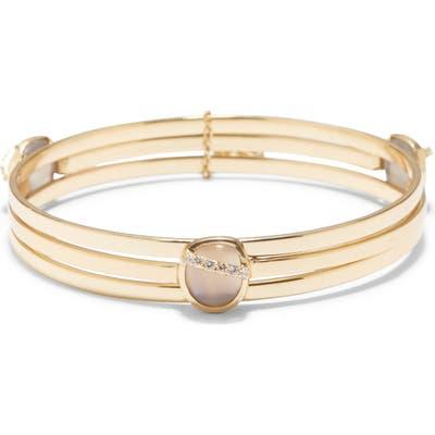 Sole Society Stacked Bangle Bracelet