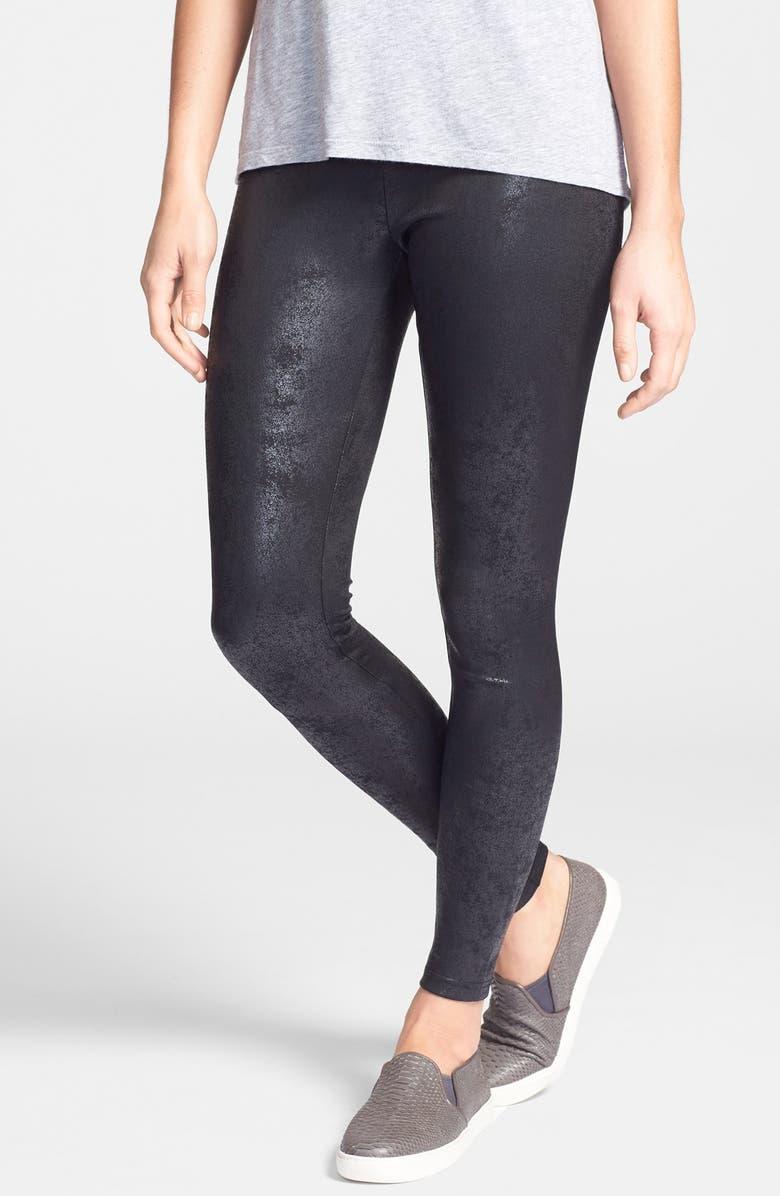 b540a4c34efeb Distressed Faux Leather Leggings, Main, color, 001