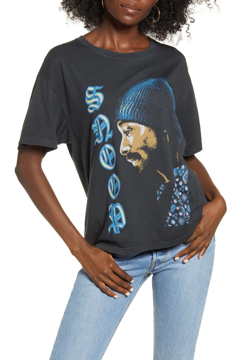 DAY Snoop Dogg Boyfriend Tee, Main, color, 020