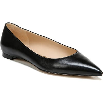 Sam Edelman Stacey Pointed Toe Flat, Black
