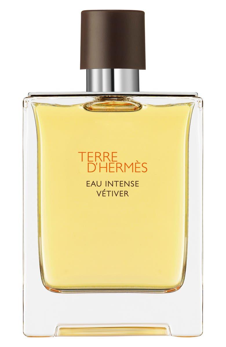 HERMÈS Terre d'Hermès Eau Intense Vétiver – Eau de parfum, Main, color, NO COLOR