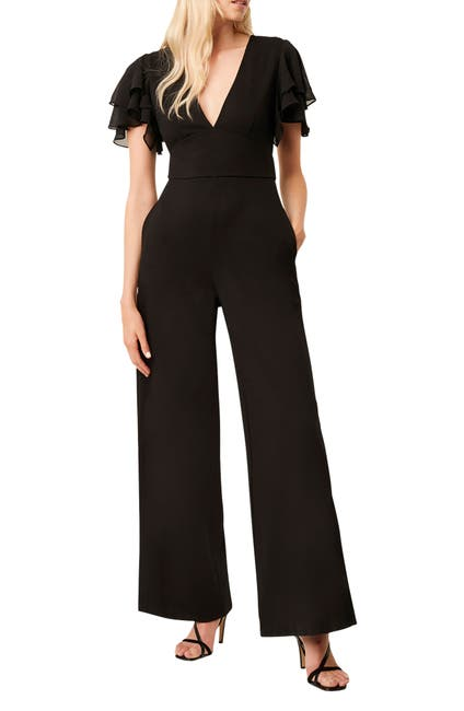 Image of French Connection Tobina Ponte Knit Jumpsuit