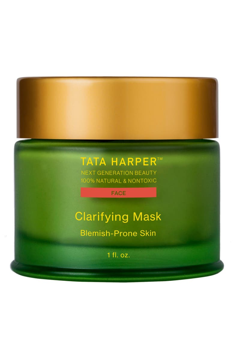 TATA HARPER SKINCARE Clarifying Mask, Main, color, NO COLOR