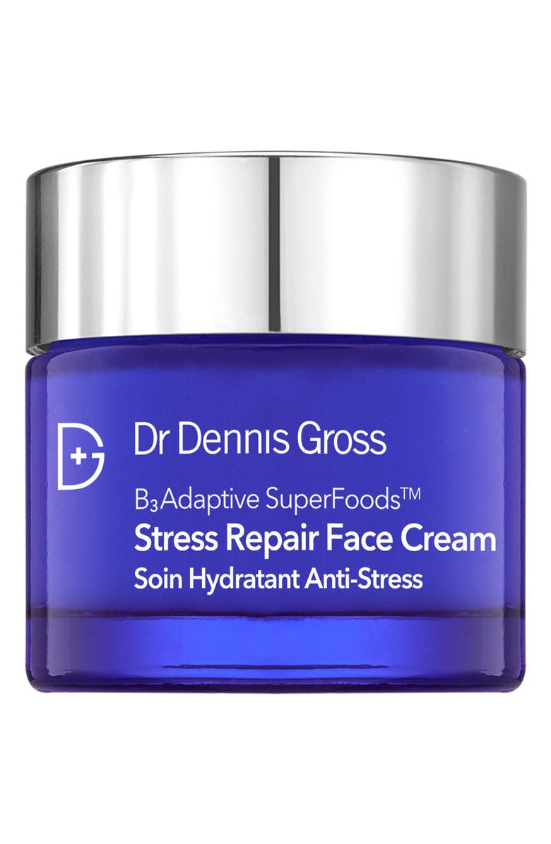 DR. DENNIS GROSS Skincare B3Adaptive SuperFoods<sup>™</sup> Stress Repair Face Cream, Main, color, NO COLOR