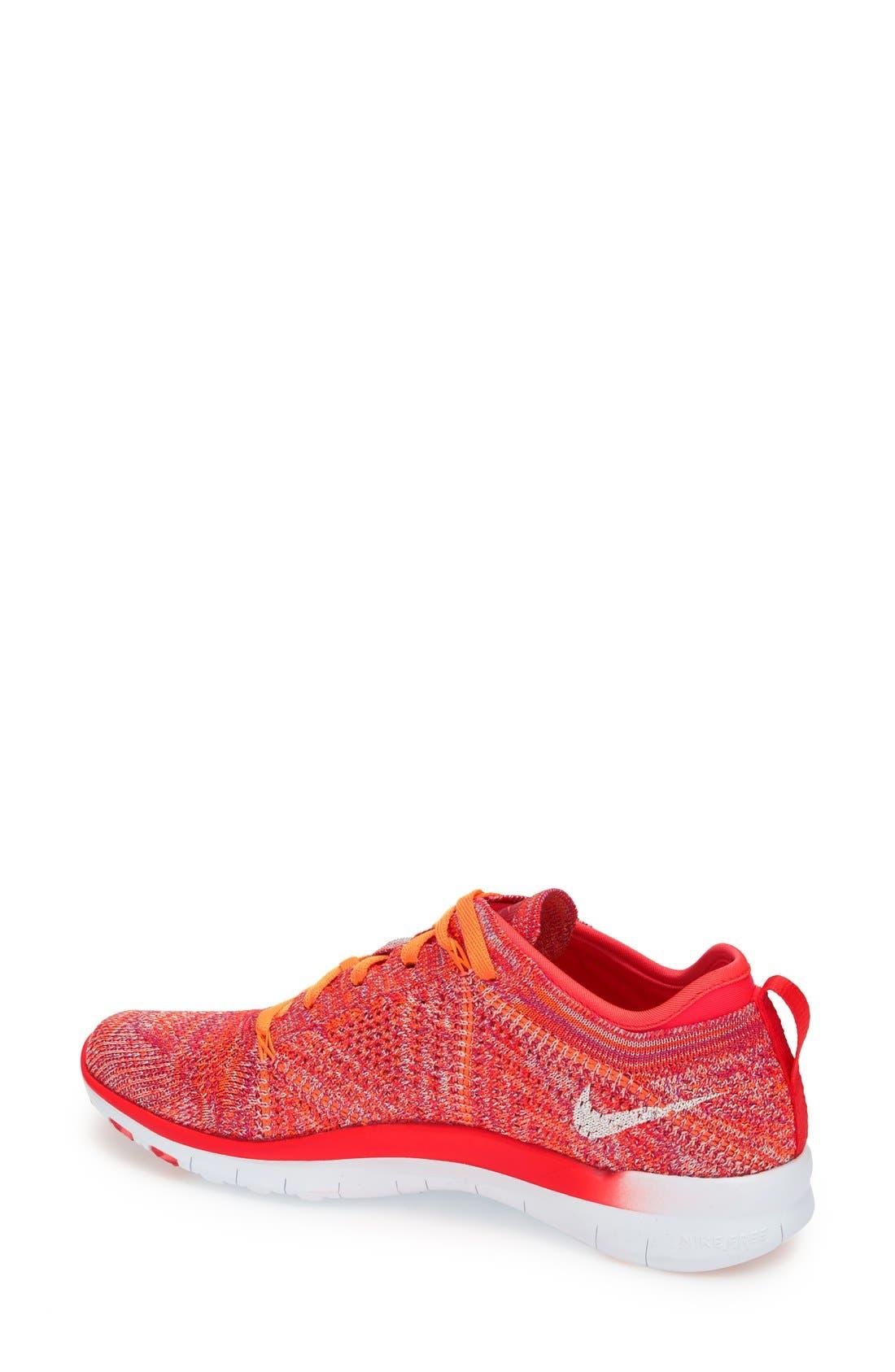 ,                             'Free Flyknit 5.0 TR' Training Shoe,                             Alternate thumbnail 49, color,                             600