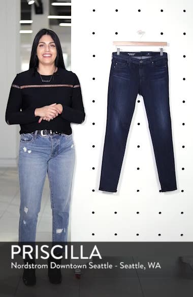 143961aa8ab76 ... COAL BLUE; The Legging Ankle Super Skinny Jeans, sales video thumbnail  ...