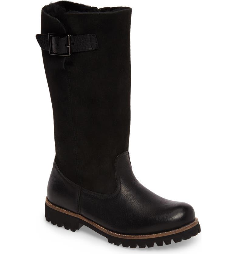 BLACKSTONE OL04 Tall Boot, Main, color, 001