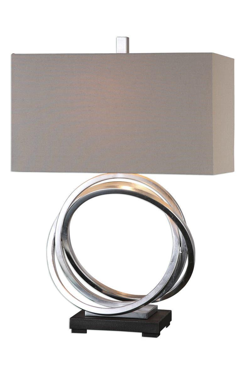 UTTERMOST Soroca Table Lamp, Main, color, BRONZE/ BROWN