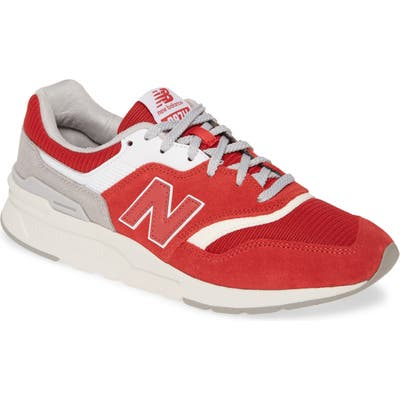New Balance 997H Sneaker - Red
