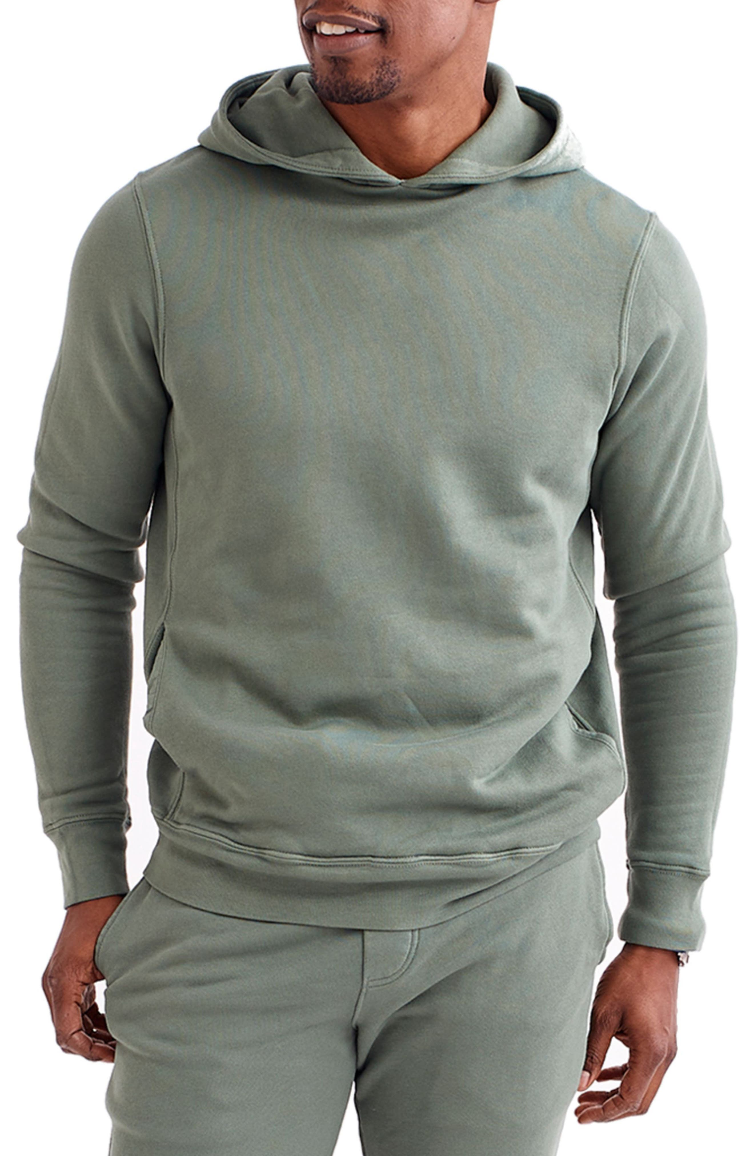 Terry Cotton Hoodie