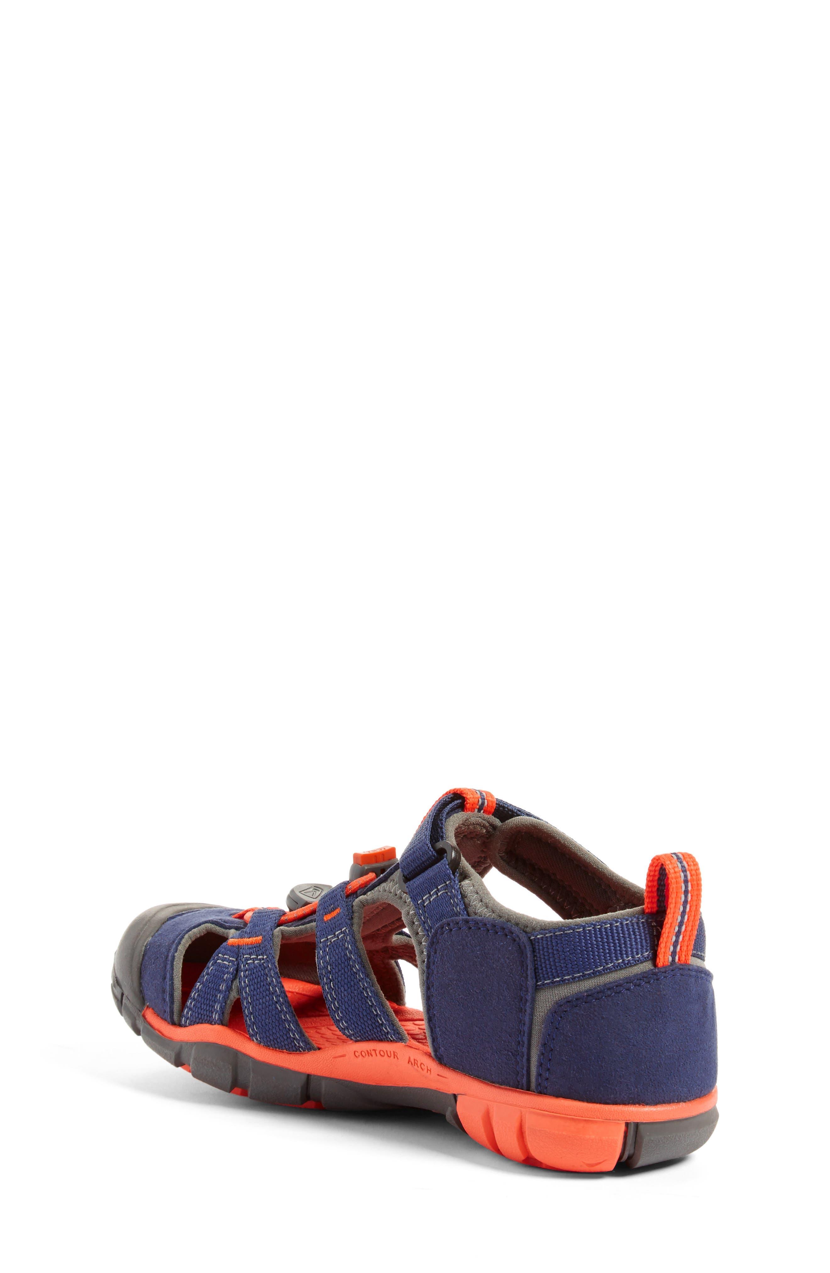 ,                             'Seacamp II' Water Friendly Sandal,                             Alternate thumbnail 156, color,                             402
