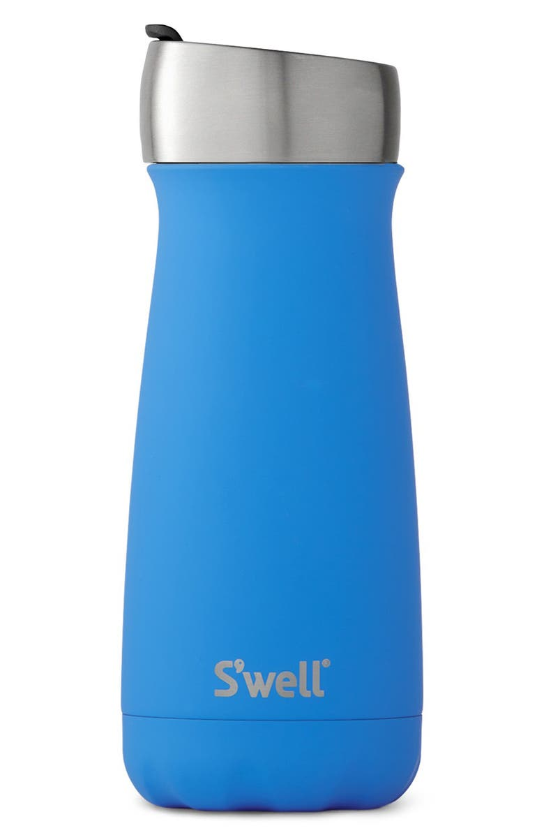S'WELL Geyser 16 Ounce Insulated Stainless Steel Commuter Water Bottle, Main, color, 404