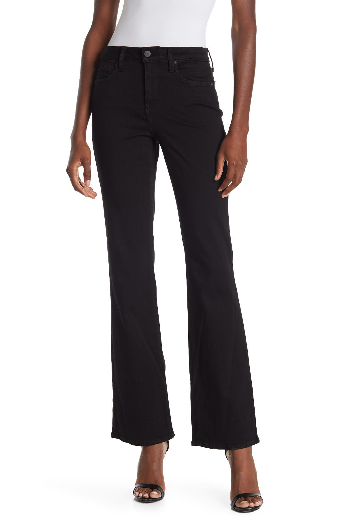 Image of NYDJ Barbara High Waisted Bootcut Jeans