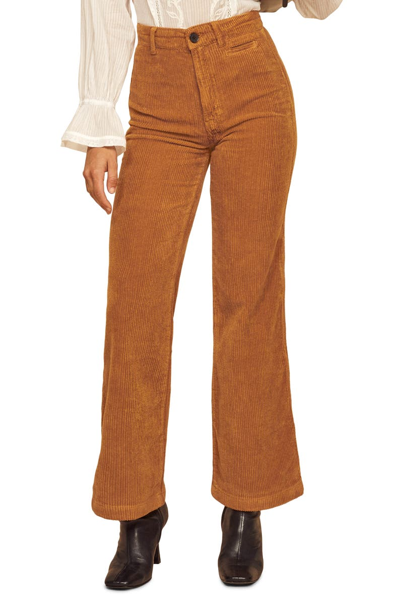 Mick Corduroy Pants by Reformation