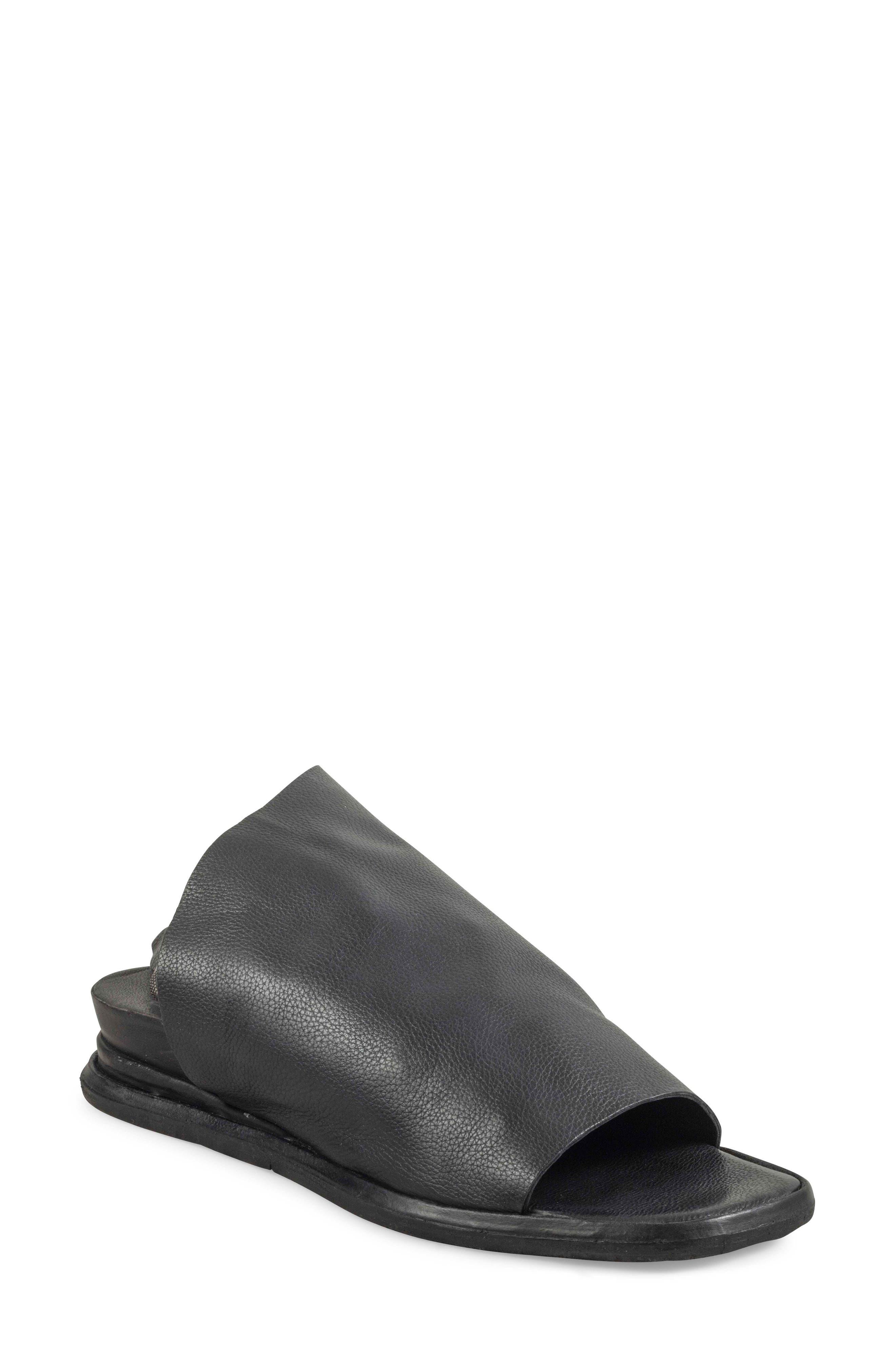 A.s.98 Siv Sandal - Black