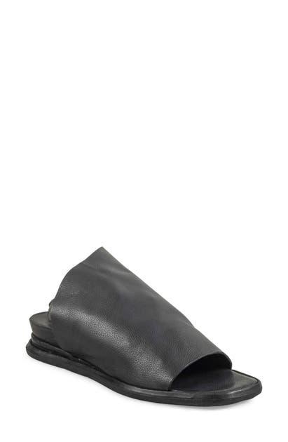 A.S.98 Siv Sandal In Black