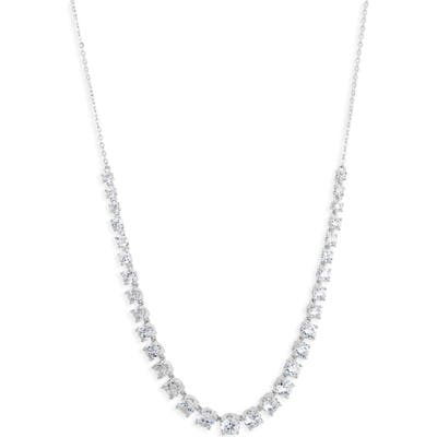 Nordstrom Slider Tennis Necklace