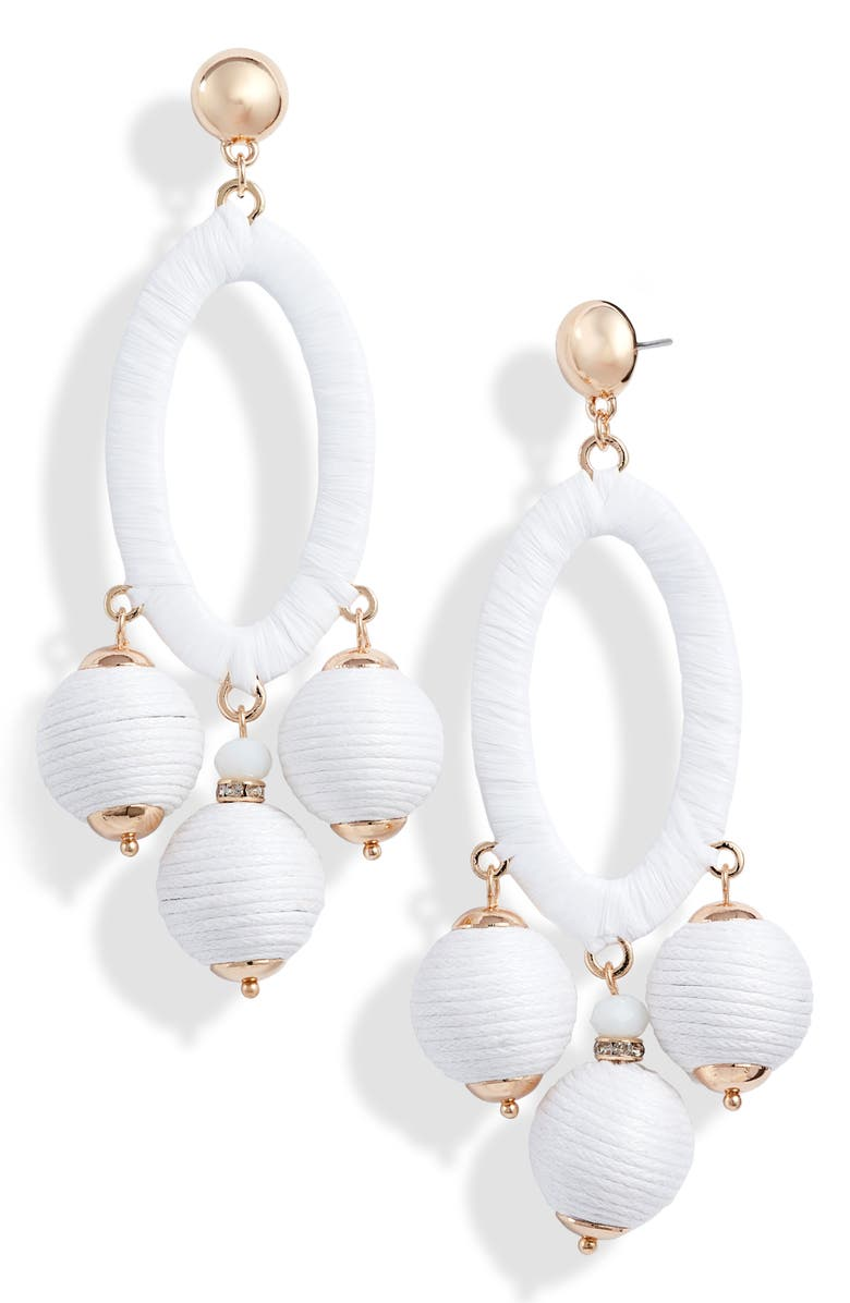Statement Drop Earrings by Rachel Parcell