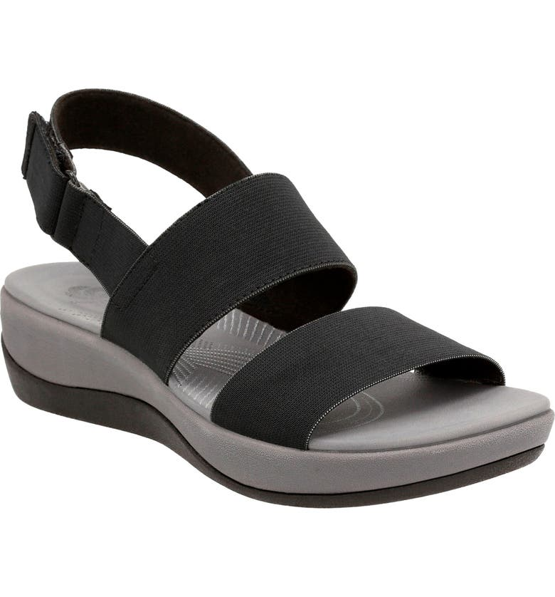 CLARKS<SUP>®</SUP> Arla Jacory Sandal, Main, color, 005