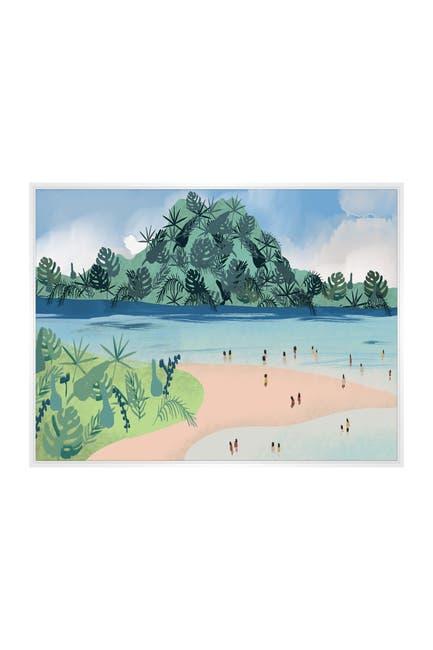 Image of PTM Images Large Botanical #65 Rectangle Canvas