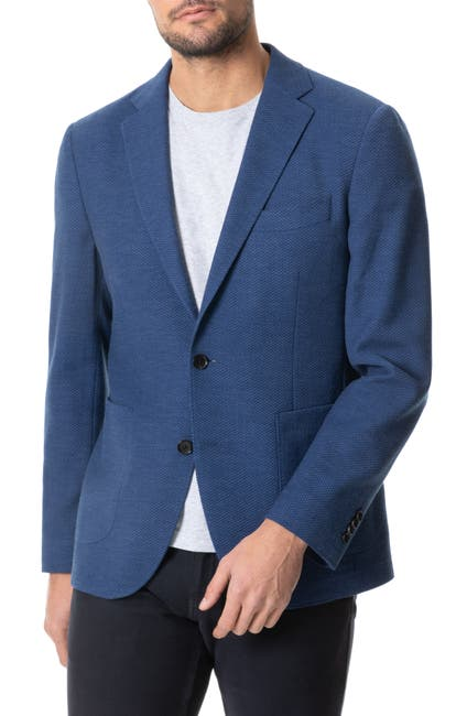 Image of RODD AND GUNN Fife Street Wool Blend Blazer